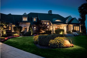 Landscape Lighting in Kinnelon